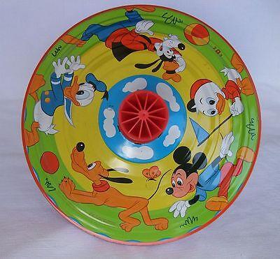 Kreisel Walt Disney, Western Germany, 1970er Jahre (Micky Maus, Mickey Mouse)