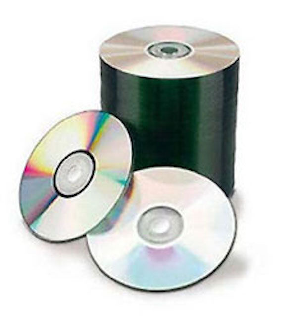 DVD-R Rohlinge *16x* 4.7 GB Fehldruck / Missprint / Druckfehler - 100 Stück