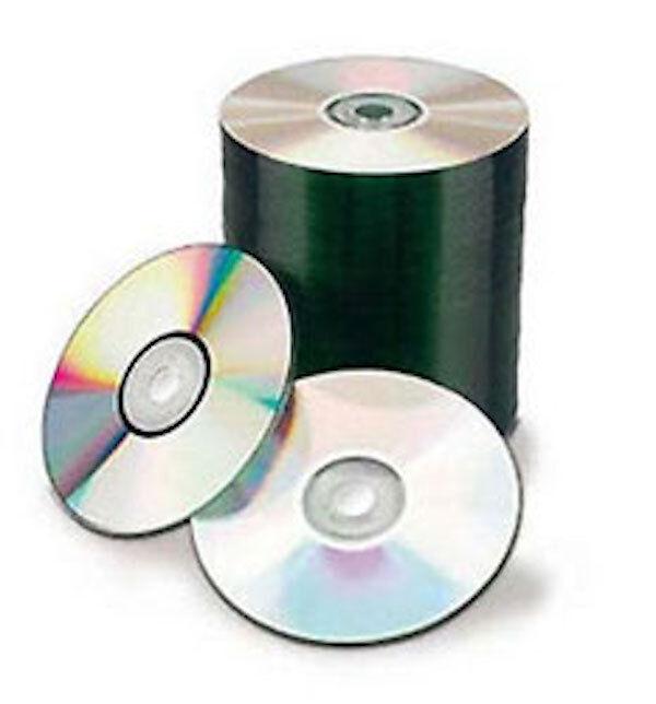 CD-R Rohlinge 700 MB Fehldruck / Missprint / Druckfehler - 100 Stück