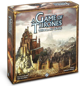 Game of thrones board game version 2 strategy