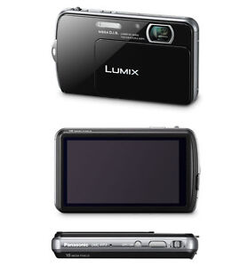 Panasonic Lumix fp5 Digital Camera - Touch Screen
