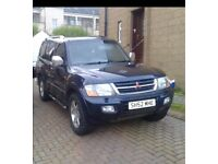 Used .. Mitsubishi-Shogun-Elegance DiD, 3.2L, LWB, Tiptronic.