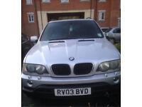 BMW X5 3 litre