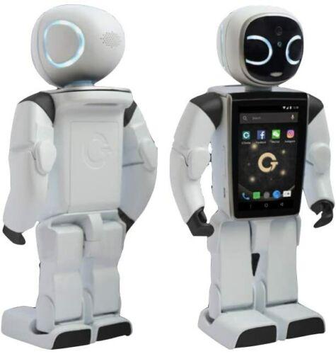 GT Wonder Boy Smart Social Companion Humanoid Robot Artificial Intelligence NIB