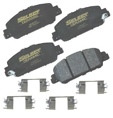BRAKE BEST SELECT CERAMIC DISC BRAKE PADS C1054