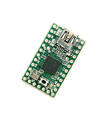 Teensy 2.0 Usb Development Board Avr Mkii Isp Download Cable At90usb162 Xm