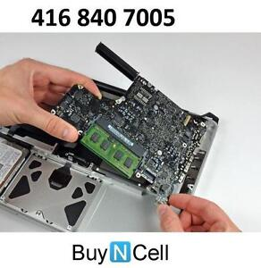 APPLE LAPTOP LOGIC BOARD REPLACEMENT + WARRANTY