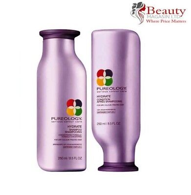 Pureology Hydrate Shampoo and Conditioner Duo 8.5 fl. oz