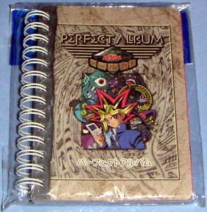Yu-Gi-Oh-1998-Perfect-Album-for-Amada-Stickers