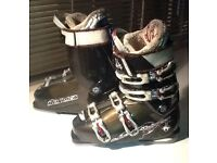 NORDIC SUREFOOT ladies ski boots size ladies UK 7. For a Slim foot. They originally cost £500