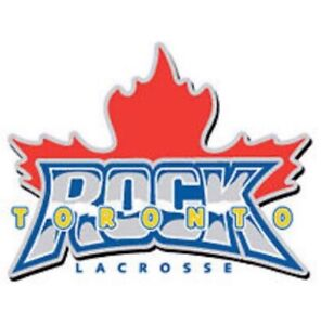 TORONTO ROCK LACROSSE - Front Row - Less Than Cost! - $30