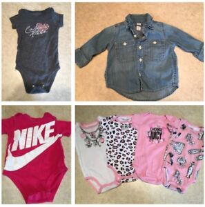 Baby girls 3-6 month clothing!