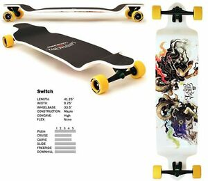 Longboard Landyatchz Switch