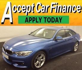 BMW 420 M Sport FROM £124 PER WEEK!