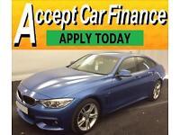 BMW 420 M Sport FROM £114 PER WEEK!