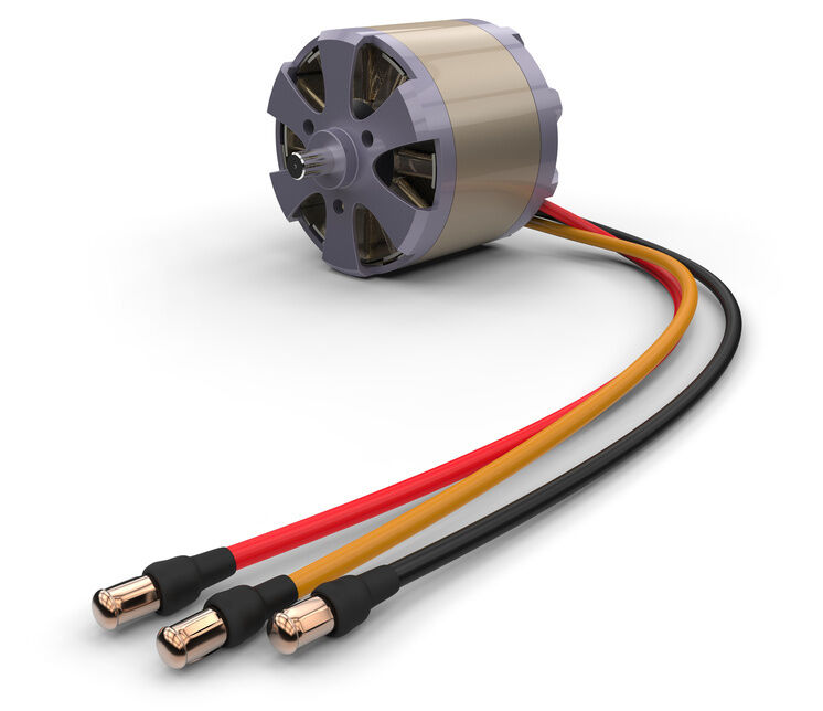 Your guide to controlling a brushless motor ebay for How does a brushless motor work