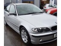 Bmw 316 saloon (3 series ) full service history,only 2 owner ,car,vauxhall.renault,Nissan,Toyota,