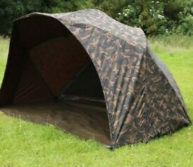 "Brand new, never used 60"" fox camo brolly"