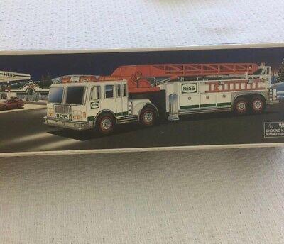 Hess Truck Fire Truck 2000