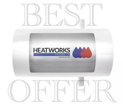 BRAND NEW IN BOX Heatworks Tankless Electric Instant Hot Water Heater Model 1X