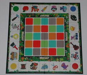 1986 Match & Move Advanced Memory Game London Ontario image 2