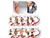 Beachbody Turbo Fire:90 day intense cardio conditioning and interval training workout DVD programme