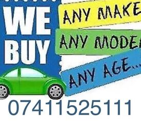07411525111 WANTED CARS JEEPS VANS SCRAP CARS NON RUNNERS SELL YOUR CAR SPARES OR REPAIR CASH 1 HOUR