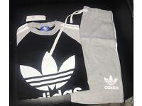 Grey/black/white Adidas