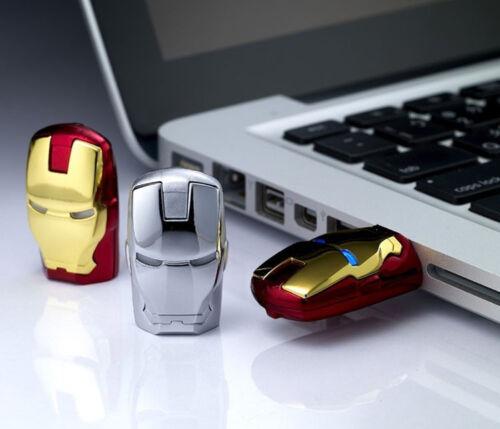 New-4-8-16-32G-Iron-Man-Model-USB-2-0-Enough-Memory-Stick-pen-Drive-High-Qualtiy