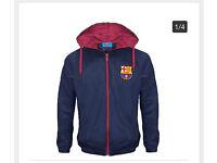 Barcelona boys coat
