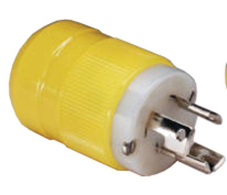 Marinco 4721CR Shore Power Male Plug 15A 125V 15623