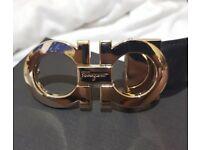 Salvatore Ferragamo Belt £35 (2 for £50)