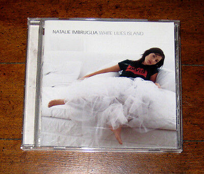 Cd  Natalie Imbruglia   White Lilies Island  2001 Rca  That Day Wrong Impression