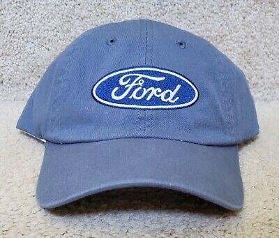 FORD Slouch Casual Baseball Denim Licensed Adjustable Hat NEW Slouch Baseball