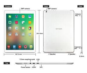 tablette onda v975m