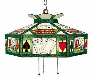 poker table lighting