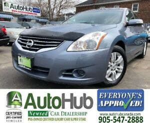 2011 Nissan Altima SUNROOF-LEATHER-HEATED SEATS