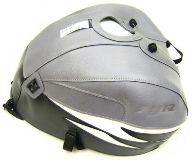 BAGSTER YAMAHA XJR1300 2002 > 2014 TANK PROTECTOR COVER Grey Black Tankbra 1447B for sale  Shipping to Ireland