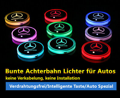 1 Stück Benz Ambience Lights Leuchten geändertes Zubehör Autozubehör Autoteile