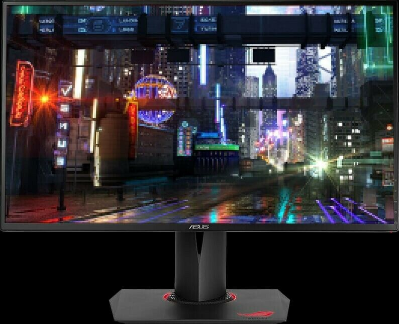 ASUS ROG Swift PG279Q 27 inch Widescreen LED Monitor