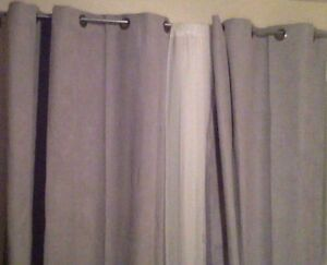 Two Curtain Panels new