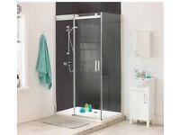 Aqualux Diamond Shower Enclosure