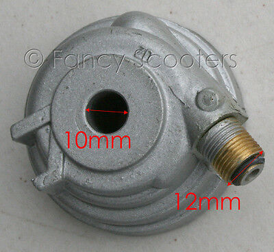 Peace Sport TPGS-805-50CC SCOOTER Speedometer Cable Drive Gear Box