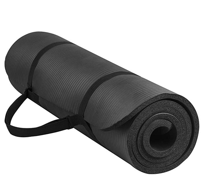 balanceform retrosp go exercise yoga mat indoor