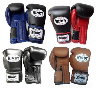 WINDY BOXING GLOVES PROLINE 8,10,12,14,16 OZ SPARRING SHIPPING BY DHL EXPRESS](Windy Boxing Gloves)