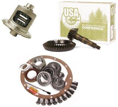 97-06 Jeep Wrangler TJ Dana 30 4.88 Ring and Pinion Master Install USA Gear Pkg