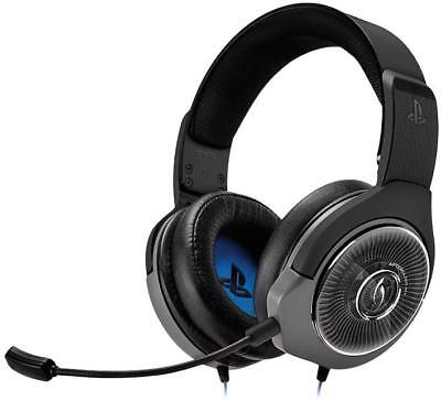 PDP Afterglow AG 6 PlayStation 4, PS4 Wired Gaming Headset (051-077-NA-BK)