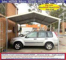 New  carport  4 x 6  $1350 or 4 x 9  $2050 Prestons Liverpool Area Preview