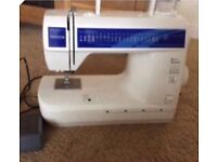 Toshiba sewing machine .. as new condition
