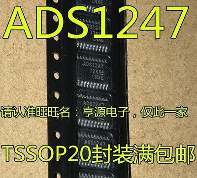 5pcs Ads1247ipwr Ads1247 Tssop20